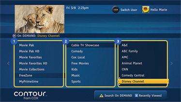 Free Shows On Demand on Cox | Cox Communications
