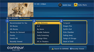 How to Watch Movies on Demand on Cox | Cox Communications