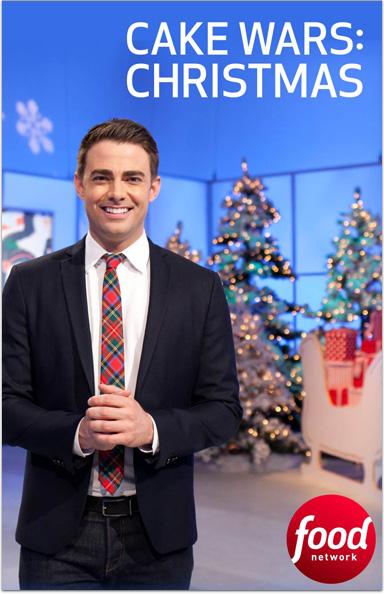 Cake Wars: Christmas   Cox On Demand