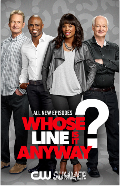 Who line is it anyway episodes