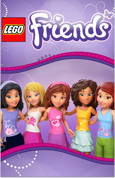 Lego Friends Cox On Demand