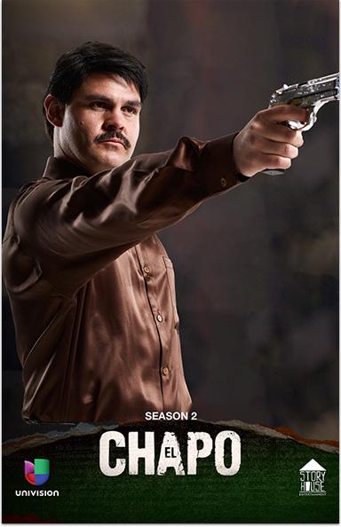 El Chapo Temporada 2 Completa Latino 720p