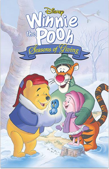 Disneyu0027s Winnie The Pooh: Seasons Of Giving