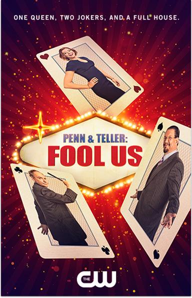 Penn & Teller: Fool Us | Cox On Demand