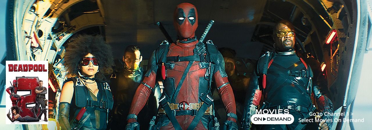 Deadpool 2 | Cox On Demand