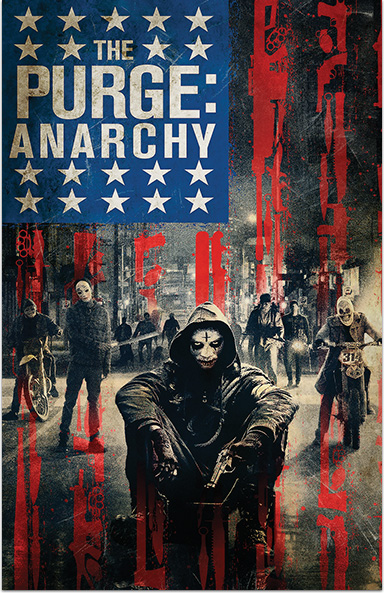 the purge anarchy cox on demand Frank Grillo Movies