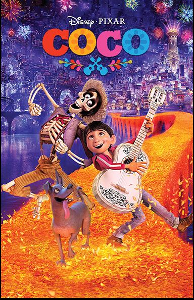 Disney Pixar Coco Png
